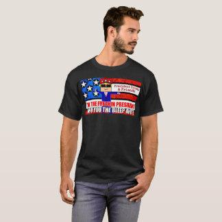 Presidente Trump y camiseta de los amigos