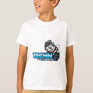 ¡Presos de Techno! Camiseta de los niños