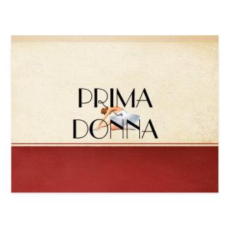 Prima SUPERIOR Donna Postal