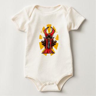Primate con alas traje de bebé