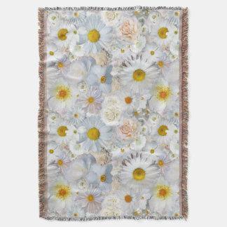 Primavera nupcial del boda floral del ramo de las manta