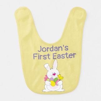 Primer babero de Pascua