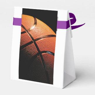 Primer de la bola de la cesta caja para regalos de fiestas