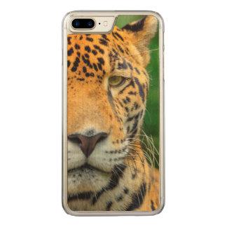 Primer de una cara del jaguar, Belice Funda Para iPhone 7