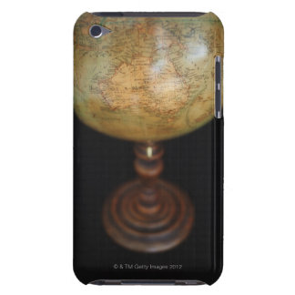 Primer del globo antiguo funda iPod