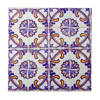 Primer del modelo de la teja, Portugal Azulejo De Cerámica