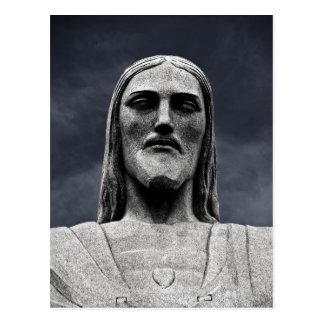 Primer en la postal de Río de Janeiro
