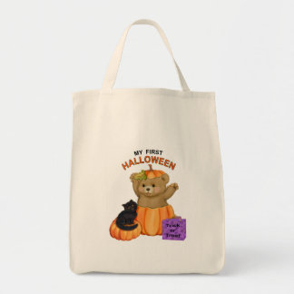 Primer oso de peluche de Halloween