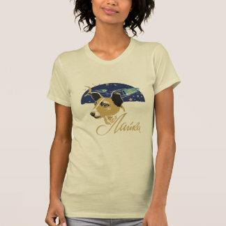 Primer perro de Laika en espacio Camiseta