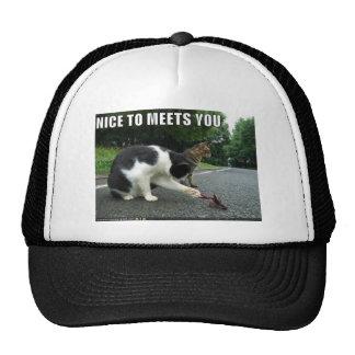 Primer sistema (barato) gorras