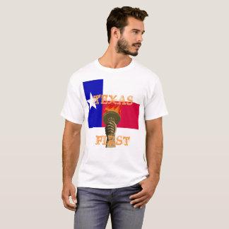 Primera camisa de Tejas