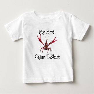 Primera camiseta de Cajun