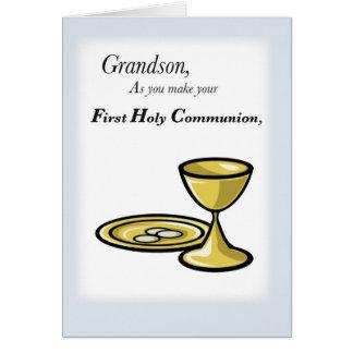 Primera comunión de 2911 nietos tarjeton