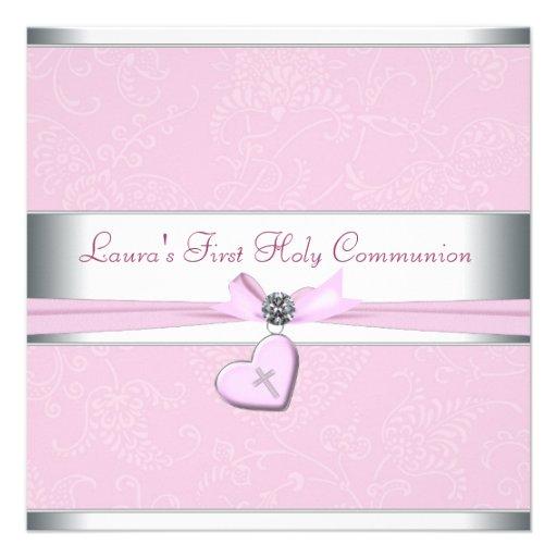 Primera comunión del remolino del corazón de la cr comunicados