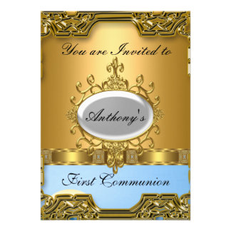 Primera comunión santa comunicado