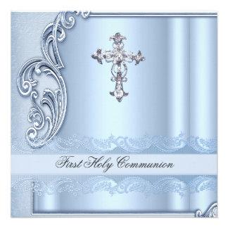 Primera confirmación del azul de la comunión santa anuncios