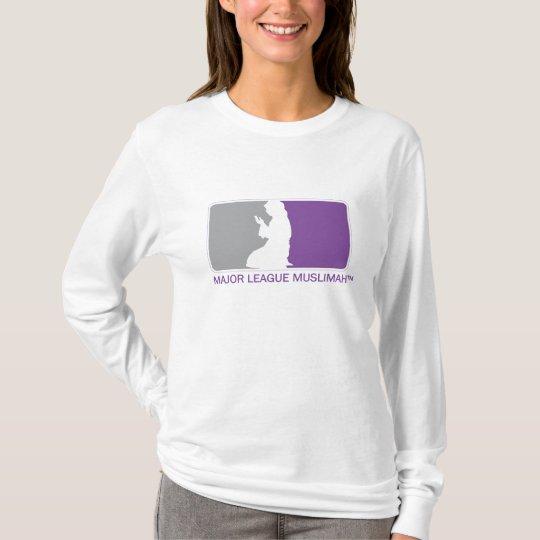 Primera división Muslimah Camiseta