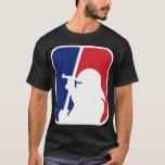 Primera división SCA (camisa oscura) Camiseta