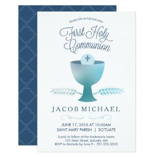 Tarjetas e invitaciones para la primera comunión en Zazzle