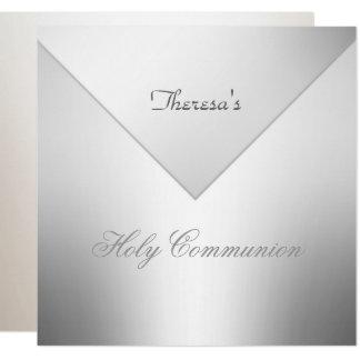 Primera invitación del fiesta de la comunión santa