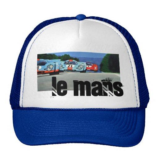 primera vuelta, Le Mans Gorra