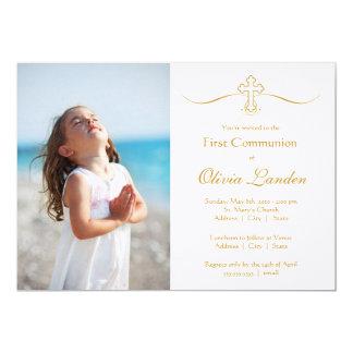 Invitaciones para la primera comunión de tu hijo/a con miles de diseños entre los que elegir