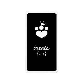 Princesa Apagado-Correo Art™ Organize Pet de la Etiquetas De Dirección