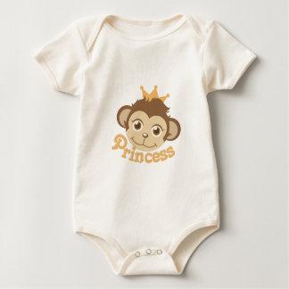 Princesa Body Para Bebé