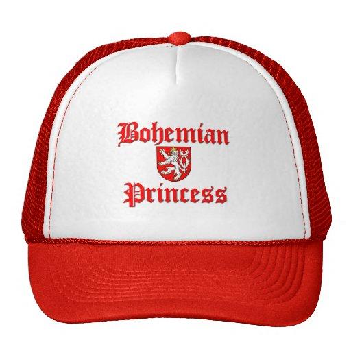Princesa bohemia gorras