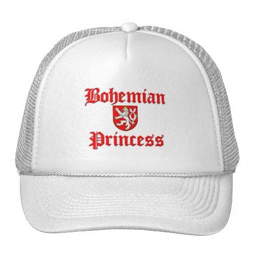 Princesa bohemia gorro