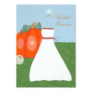 Princesa bonita Bridal Shower Invitations Invitación 12,7 X 17,8 Cm