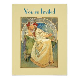 Princesa Bridal Shower Invitation de Nouveau del Invitación 10,8 X 13,9 Cm