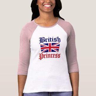 Princesa británica camiseta