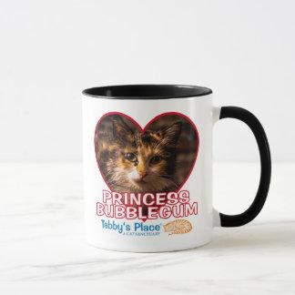 Princesa Bubblegum - taza negra del campanero