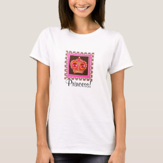 ¡Princesa! Camiseta