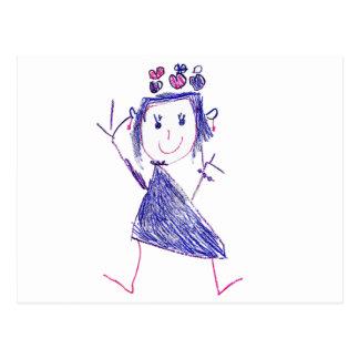 Princesa Carolina Postal