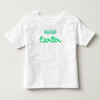 Princesa Carretero Toddler T-Shirt Camiseta De Bebé