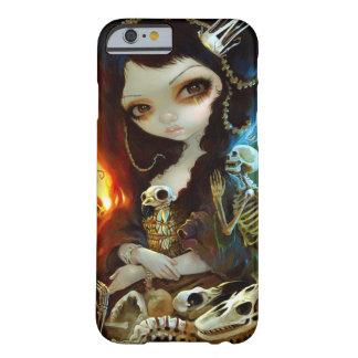 """""""Princesa caso del iPhone 6 de los huesos"""" Funda De iPhone 6 Barely There"""