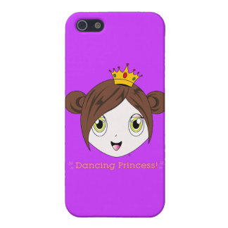 Princesa Cherry™ iPhone 5 Cárcasas