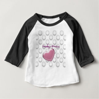 Princesa Collection Camiseta De Bebé