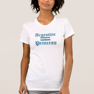 Princesa de Argentina Camisetas
