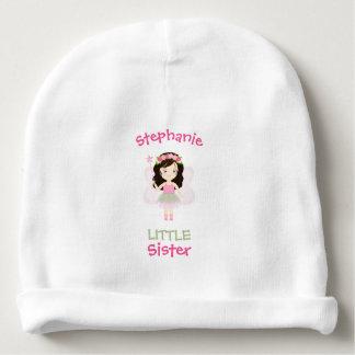 Princesa de hadas pequeña hermana del arbolado gorrito para bebe