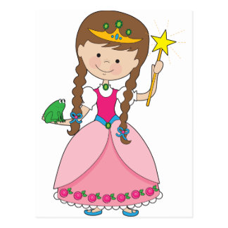Princesa de Kiddle Postal