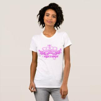 Princesa de la camiseta de Benjamin