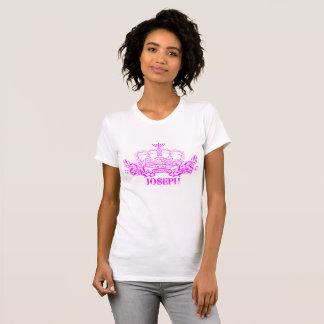 Princesa de la camiseta de José