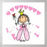 Princesa de los corazones impresiones