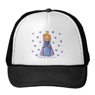 Princesa de lujo gorras