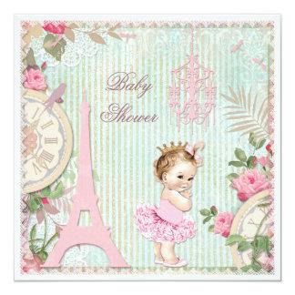 Princesa de París en fiesta de bienvenida al bebé Anuncios