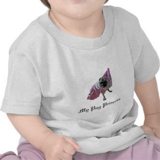 Princesa del barro amasado camisetas