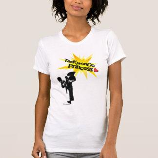 ¡Princesa del Taekwondo! Camiseta
